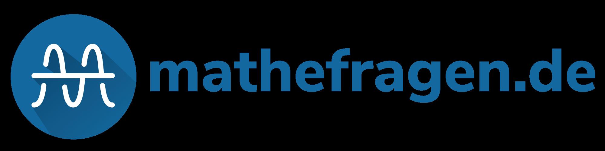 mathefragen logo
